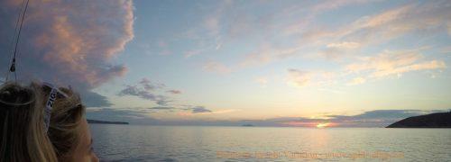 Split Sailing-DIV-Komiža Sunset