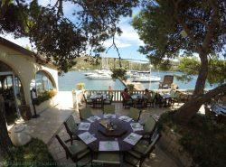 split sailing-DIV-Lastovo Porat Dinning