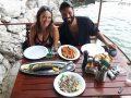One day sailing – Sea restaurant fish – SPLITSAILING NET