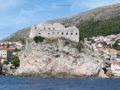 split sailing net – Aquarius Dubrovnik fortress