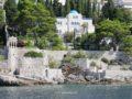 split sailing net – Aquarius Dubrovnik sail 12