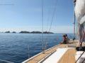 split sailing net – Aquarius Dubrovnik sail