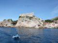 split sailing net – Aquarius Dubrovnik sail 2