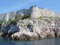 split sailing net – Aquarius Dubrovnik sail 5