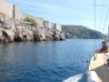 split sailing net – Aquarius Dubrovnik sail 6