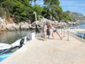 split sailing net – Aquarius Lokrum tender