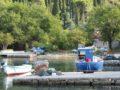 split sailing net – Aquarius Peljesac