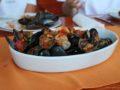 split sailing net – Aquarius Peljesac lunch