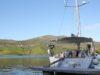 split sailing net – Aquarius Peljesac mooring 1