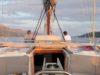 split sailing net – Aquarius Peljesac sail chill