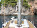 split sailing net – Aquarius anchor