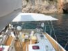 split sailing net – Aquarius anchor lunch