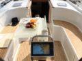 split sailing net – Aquarius cockpit 1