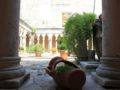 split sailing net – Aquarius sailing Badija monastery 9
