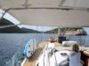 split sailing net – Aquarius sailing Mljet NP