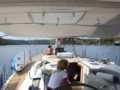 split sailing net – Aquarius sailing Mljet NP Pomena