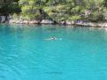 split sailing net – Aquarius sailing Mljet blue