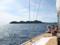 split sailing net – Aquarius sailing chill