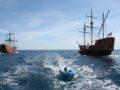 split sailing net – Aquarius sailing old 6