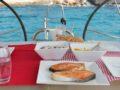 split sailing net – Aquarius skipper cuisine 1