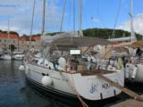 split sailing net – Korcula aci mooring
