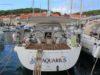 split sailing net – Korcula aci mooring 2