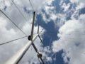 splitsailing net – Aquarius Peljesac mast