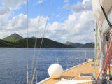 splitsailing net – Aquarius Peljesac sail 1