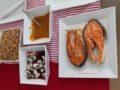 split sailing net – Aquarius skipper cuisine salmon grill sauce2